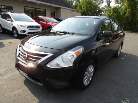 2015 Nissan Versa for sale at 2010 Auto Sales in Troy NY