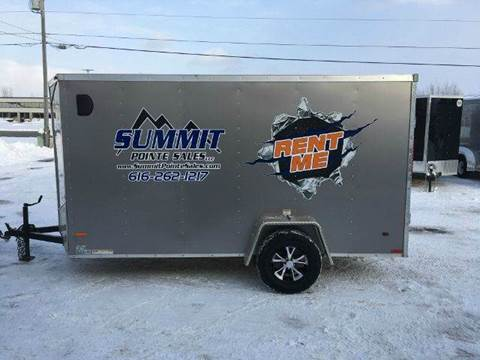 2013 Royal Cargo ENCLOSED RENTAL TRAILER  6X12 for sale in Wayland, MI