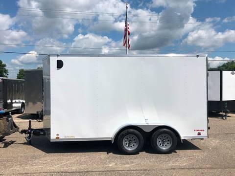 2020 Cargo Mate 7X14 VNOSE RAMP DOOR  for sale in Wayland, MI