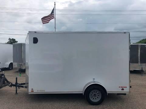 2020 Cargo Mate 6.5X12 SLOPE NOSE RAMP DOOR  for sale in Wayland, MI