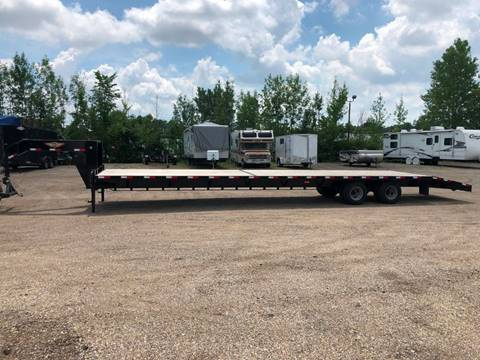2017 H&H 8.5X40 TANDEM DUAL 22K  for sale in Wayland, MI