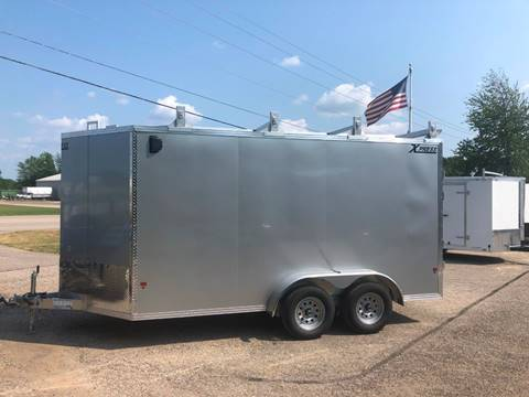 2019 HIGH COUNTRY EXPRESS 7X14  DOUBLE DOOR ALL ALUMINUM for sale in Wayland, MI