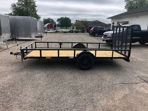 2020 Big Tex 6.5X14 UTILITY/LANDSCAPE for sale in Wayland, MI