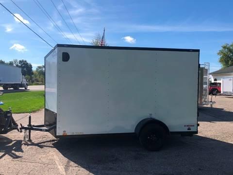 2020 Cargo Mate 6.5X12 VNOSE RAMP  for sale in Wayland, MI