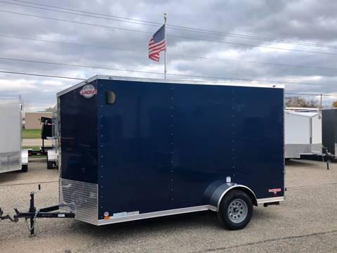 2020 Cargo Mate 6X12 VNOSE RAMP DOOR  for sale in Wayland, MI