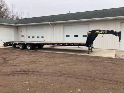 2016 Big Tex 8.5X30 TANDEM DUAL 22K  for sale in Wayland, MI