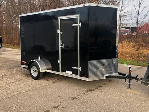 2020 Cargo Mate 6.5X12 VNOSE RAMP DOOR  for sale in Wayland, MI