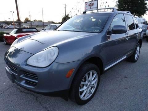 2004 Porsche Cayenne for sale at Boss Motor Company in Dallas TX
