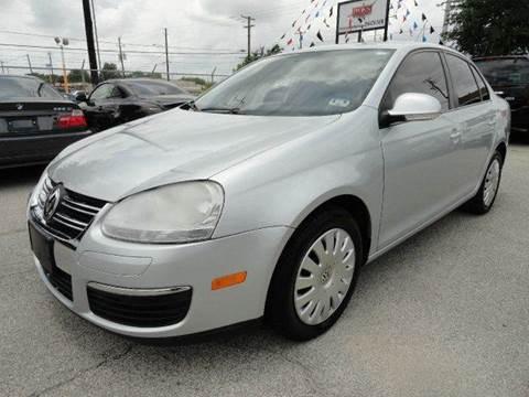 2009 Volkswagen Jetta for sale at Boss Motor Company in Dallas TX