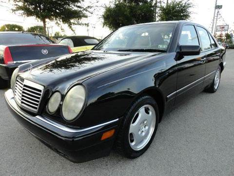 1997 Mercedes-Benz E-Class for sale at Boss Motor Company in Dallas TX