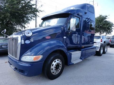2009 Peterbilt 387 for sale in Dallas, TX