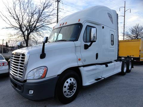 2013 Freightliner Cascadia >> 2013 Freightliner Cascadia For Sale In Dallas Tx