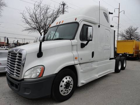 2013 Freightliner Cascadia for sale in Dallas, TX