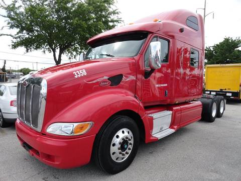 2010 Peterbilt  387 Conventional for sale in Dallas, TX