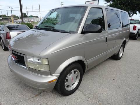 2004 GMC Safari for sale in Dallas, TX