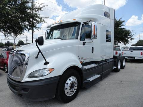 2015 International CONVENTIONAL for sale in Dallas, TX