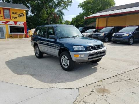 2000 toyota rav4 for sale for Nashville motors dickerson pike