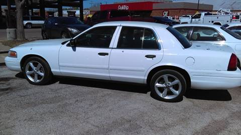2007 Ford Crown Victoria for sale in Arlington, TX
