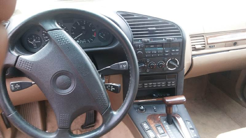 1995 BMW 3 Series 325i 2dr Convertible - Winston Salem NC