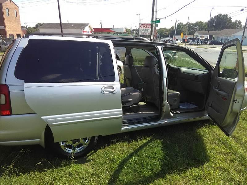 2002 Oldsmobile Silhouette Premiere 4dr Extended Mini-Van - Winston Salem NC
