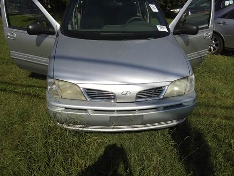 2002 Oldsmobile Silhouette for sale in Winston Salem, NC