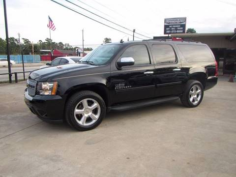 2012 Chevrolet Suburban for sale in Houston, TX