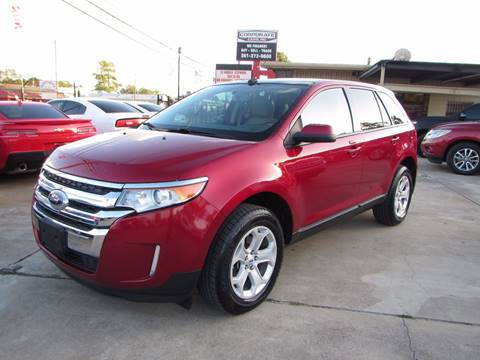 2013 Ford Edge for sale in Houston, TX