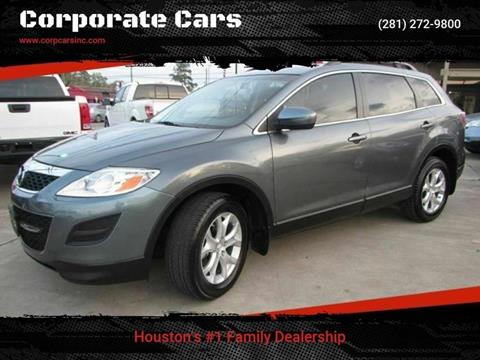 2012 Mazda CX-9 for sale in Houston, TX
