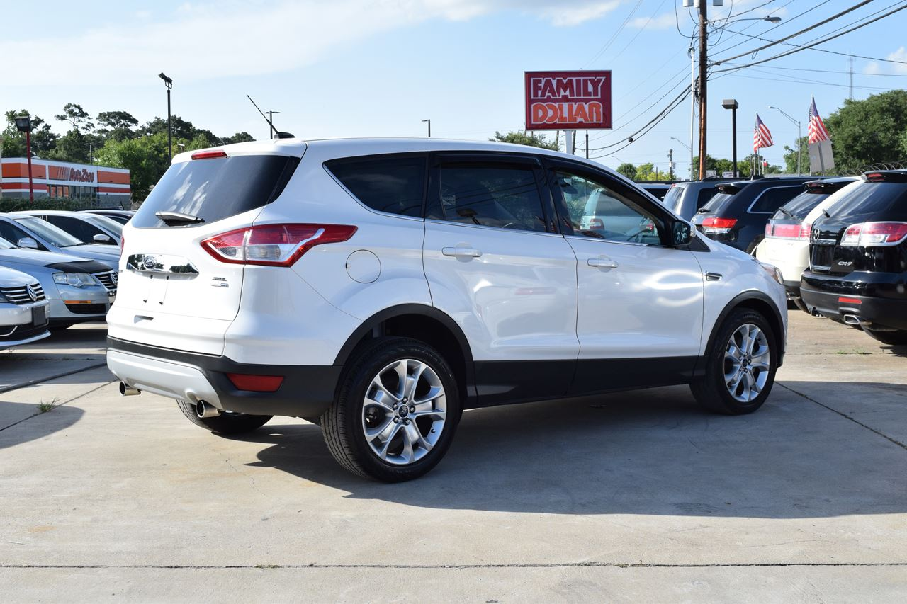 2013 ford escape awd sel 4dr suv in houston tx corporate. Black Bedroom Furniture Sets. Home Design Ideas