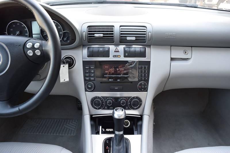 Cash Cars In Houston >> 2005 Mercedes-Benz C-Class C230 Kompressor 4dr Sedan In ...