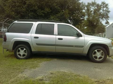 2004 Chevrolet TrailBlazer EXT