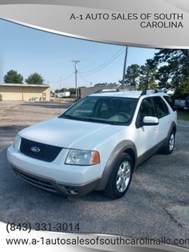 2007 Ford Freestyle for sale in Conway, SC