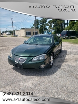 2004 Pontiac Grand Prix for sale in Conway, SC