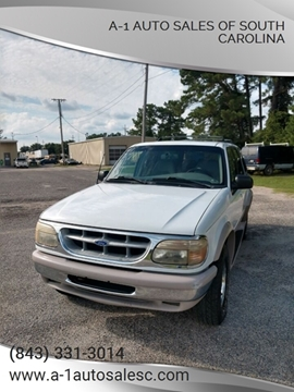 1995 Ford Explorer for sale in Conway, SC