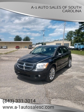 2011 Dodge Caliber for sale in Conway, SC