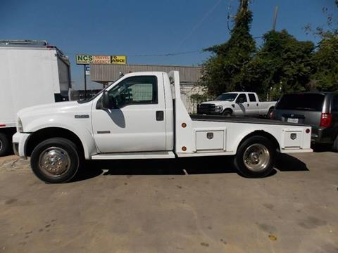 2007 Ford F-450 Super Duty for sale in Houston, TX