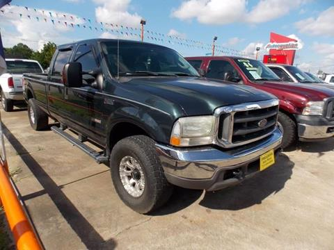 2004 Ford F-450 Super Duty for sale in Houston, TX