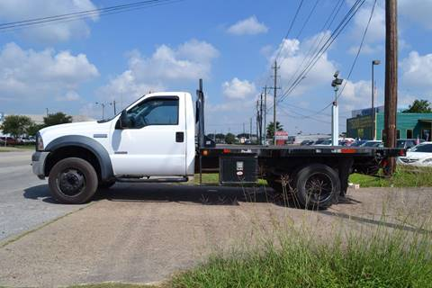 2006 Ford F-550 for sale in Houston, TX