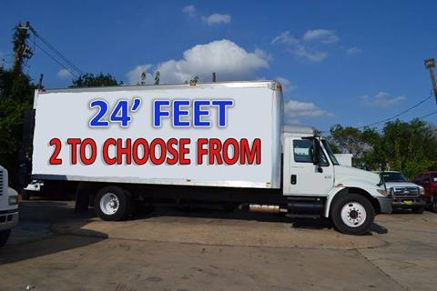 2003 International 4200 for sale in Houston, TX