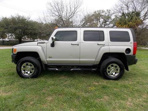 2007 HUMMER H3 for sale in Pasadena, TX
