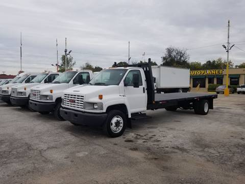 2005 GMC C5500 for sale in Houston, TX