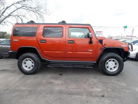 2003 HUMMER H2 for sale in Houston, TX