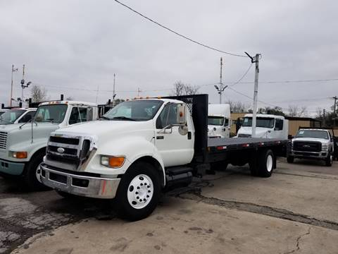 2008 Ford F-650 Super Duty for sale in Houston, TX