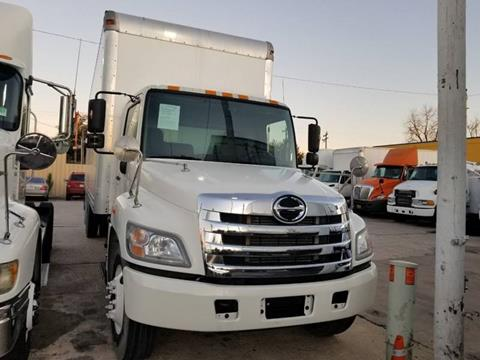 2013 Hino 338 for sale in Houston, TX