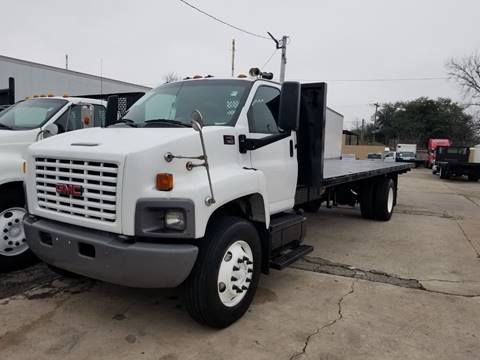 2004 GMC C7500 for sale in Houston, TX