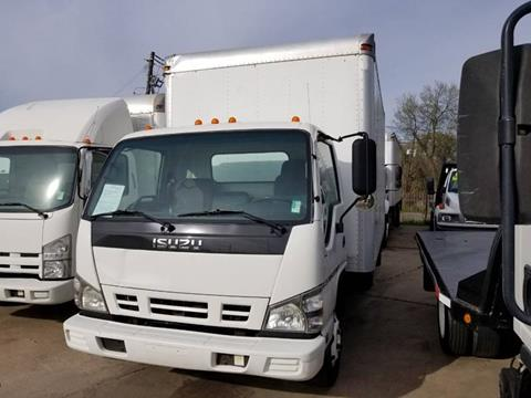 2007 Isuzu NPR / NPR-HD for sale in Houston, TX