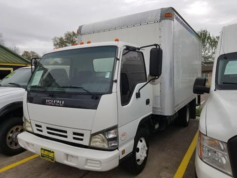 2006 Isuzu NPR-HD for sale in Houston, TX