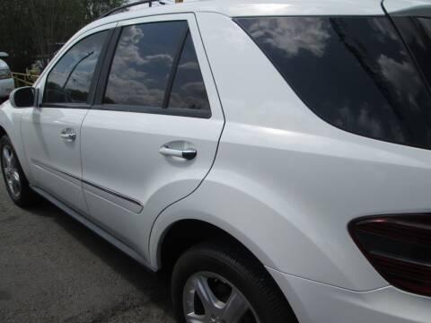 2008 Mercedes-Benz ML350