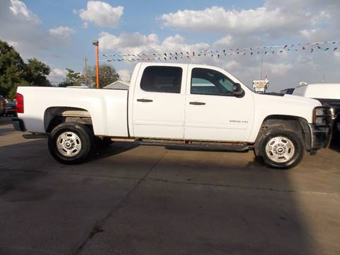 2011 Chevrolet Silverado 2500HD for sale in Houston, TX