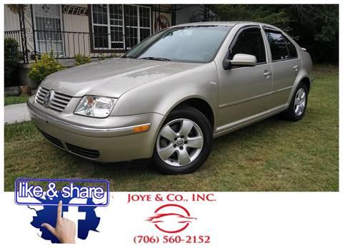 2004 Volkswagen Jetta for sale in Augusta, GA